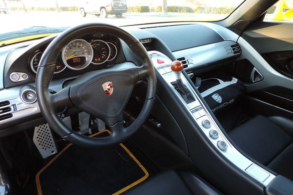 2005 Porsche Carrera GT Carrera GT - 13349893 - 24
