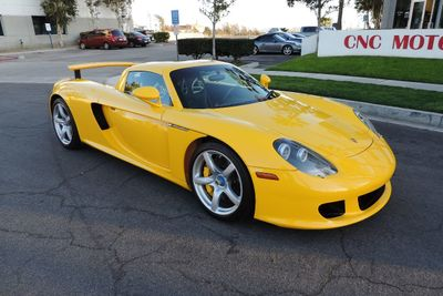 2005 Porsche Carrera GT Carrera GT - Click to see full-size photo viewer
