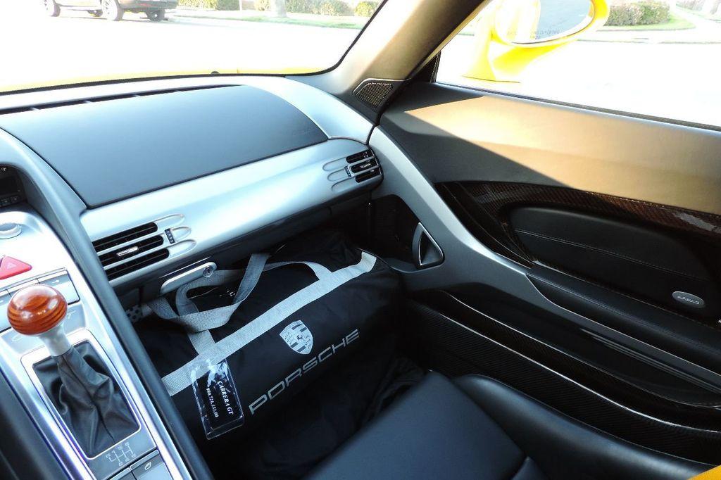 2005 Porsche Carrera GT Carrera GT - 13349893 - 29