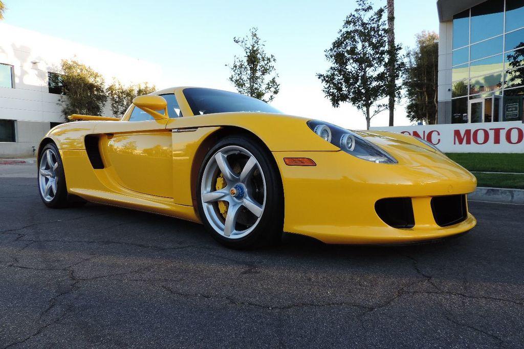 2005 Porsche Carrera GT Carrera GT - 13349893 - 3