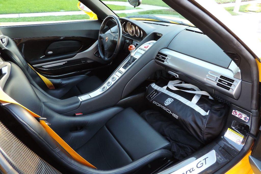 2005 Porsche Carrera GT Carrera GT - 13349893 - 37
