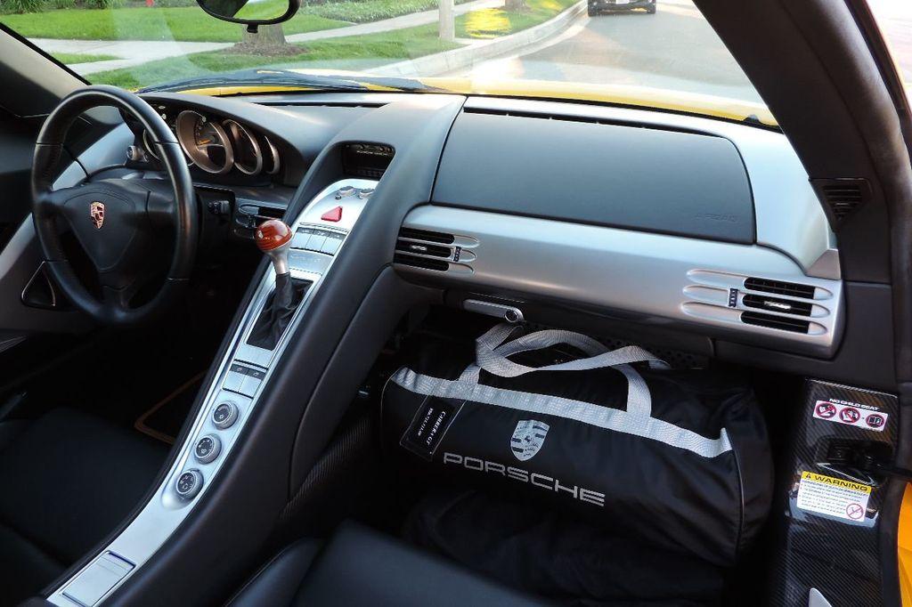 2005 Porsche Carrera GT Carrera GT - 13349893 - 45