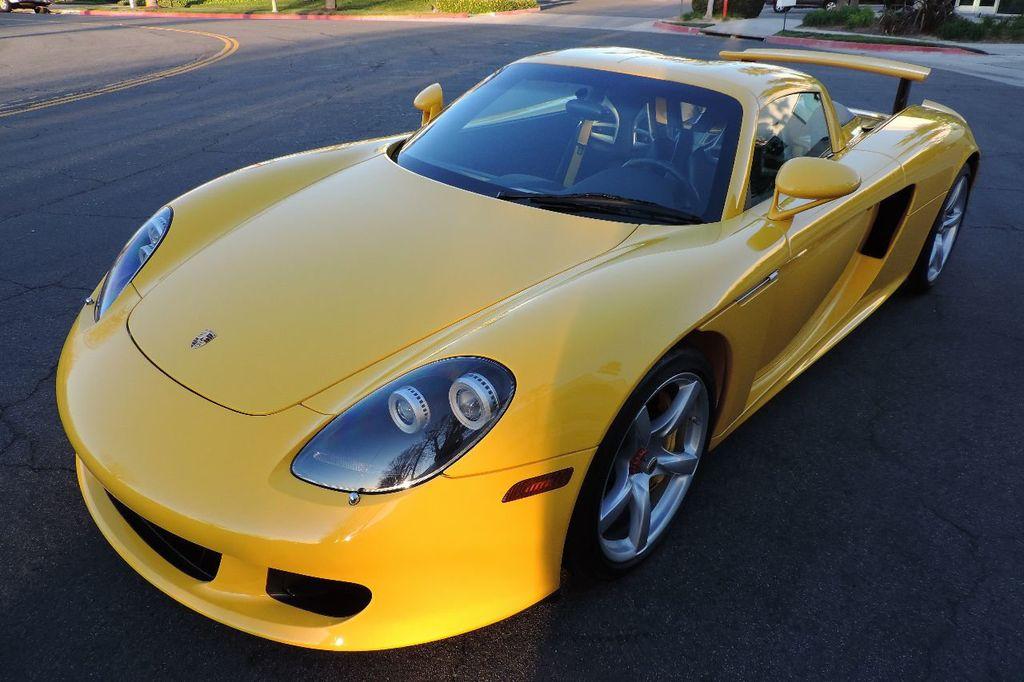 2005 Porsche Carrera GT Carrera GT - 13349893 - 52