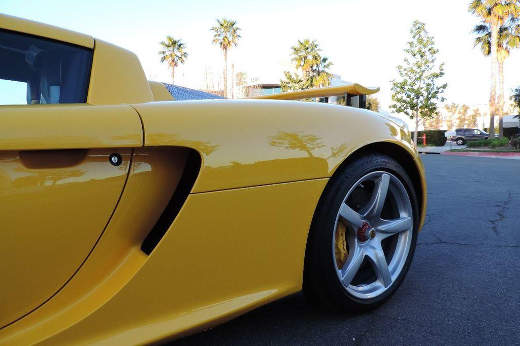 2005 Porsche Carrera GT Carrera GT - 13349893 - 57