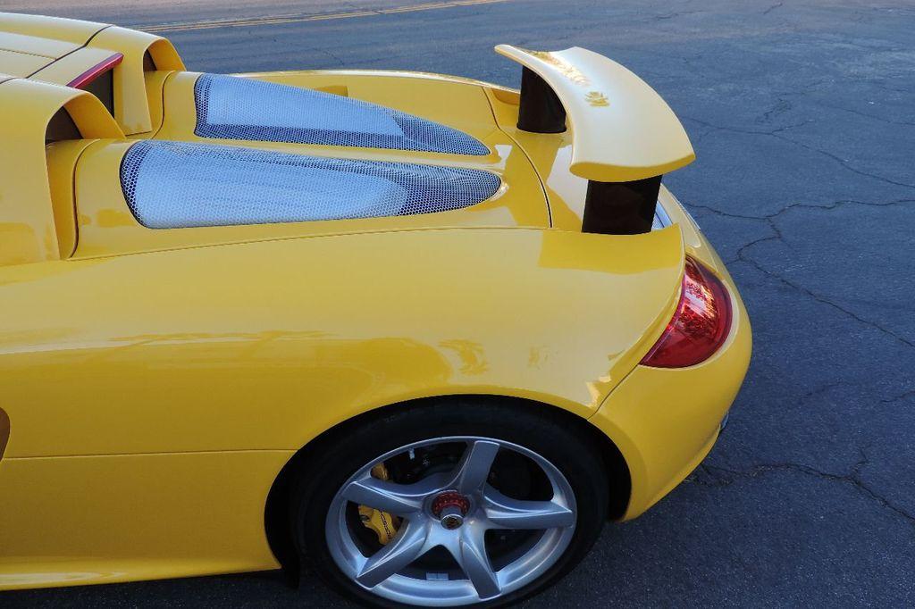 2005 Porsche Carrera GT Carrera GT - 13349893 - 58