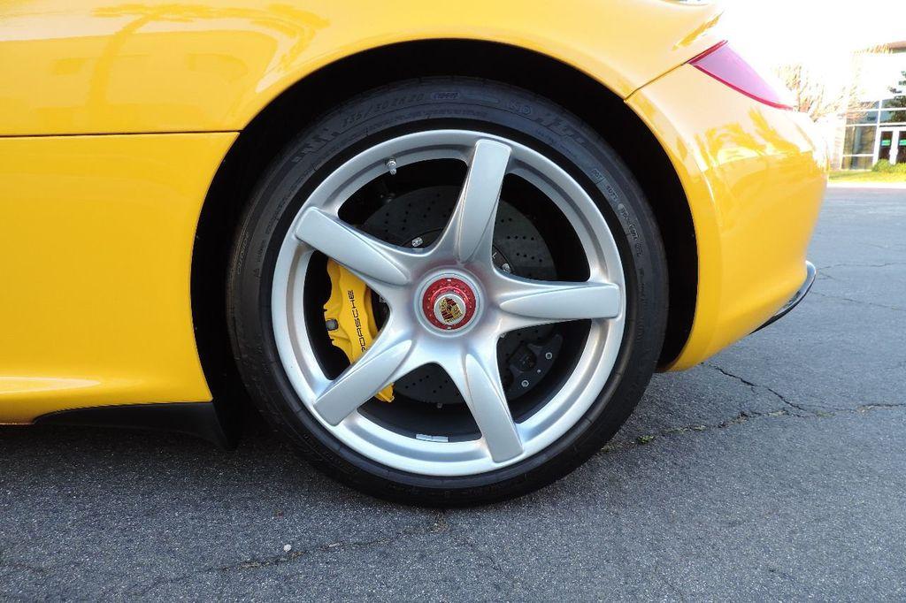2005 Porsche Carrera GT Carrera GT - 13349893 - 59