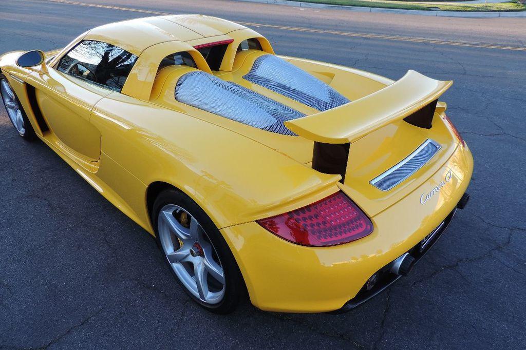 2005 Porsche Carrera GT Carrera GT - 13349893 - 60