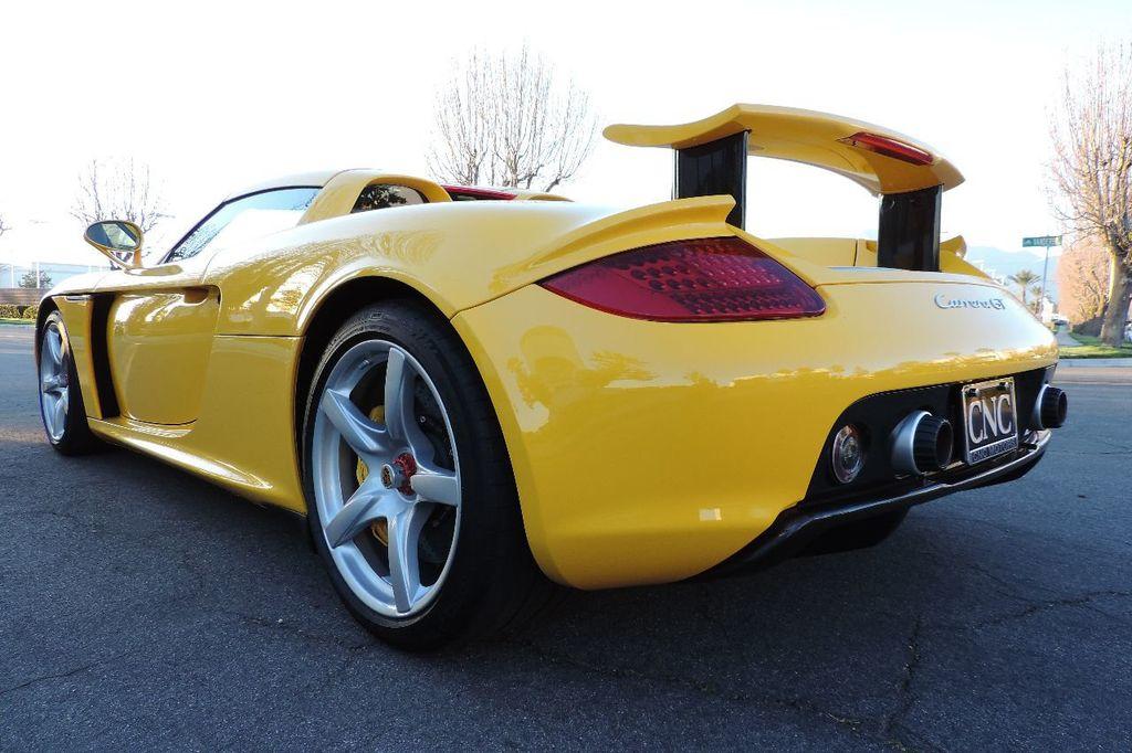 2005 Porsche Carrera GT Carrera GT - 13349893 - 61