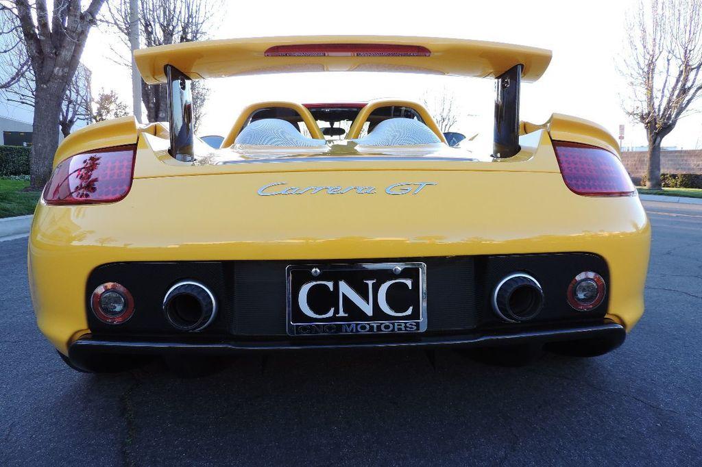 2005 Porsche Carrera GT Carrera GT - 13349893 - 63