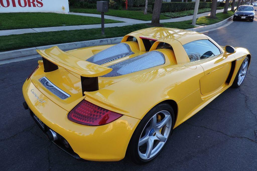 2005 Porsche Carrera GT Carrera GT - 13349893 - 66