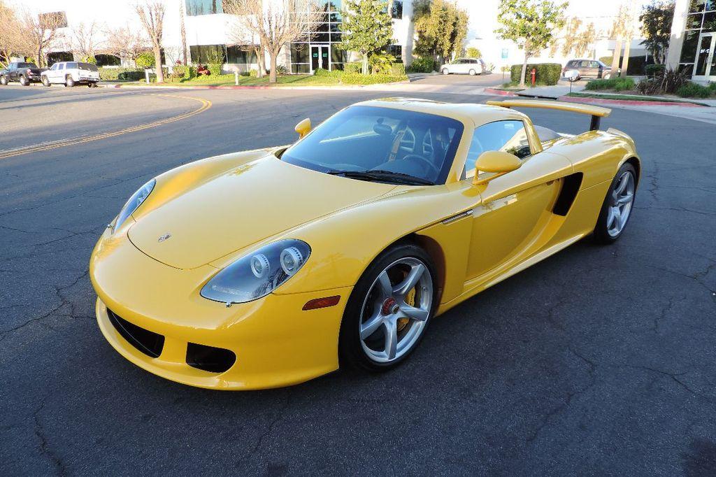 2005 Porsche Carrera GT Carrera GT - 13349893 - 6