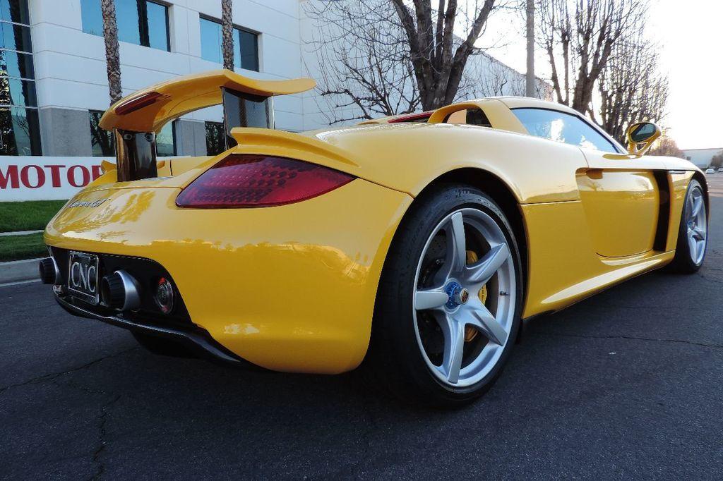 2005 Porsche Carrera GT Carrera GT - 13349893 - 67