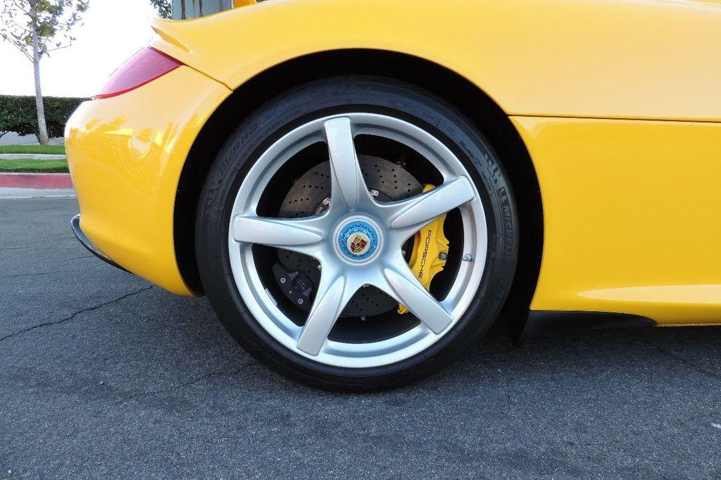 2005 Porsche Carrera GT Carrera GT - 13349893 - 69
