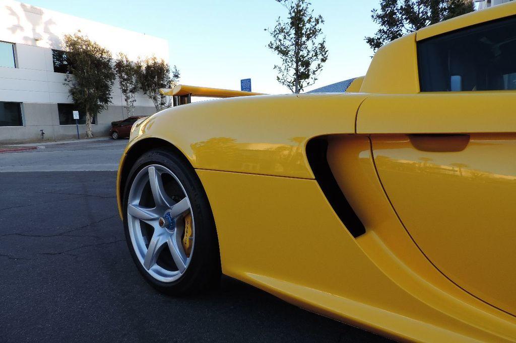2005 Porsche Carrera GT Carrera GT - 13349893 - 70