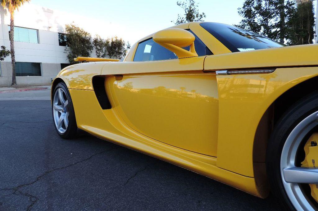 2005 Porsche Carrera GT Carrera GT - 13349893 - 71