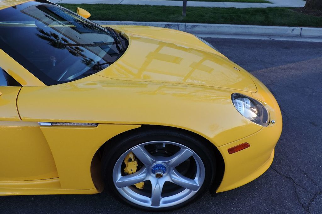 2005 Porsche Carrera GT Carrera GT - 13349893 - 72
