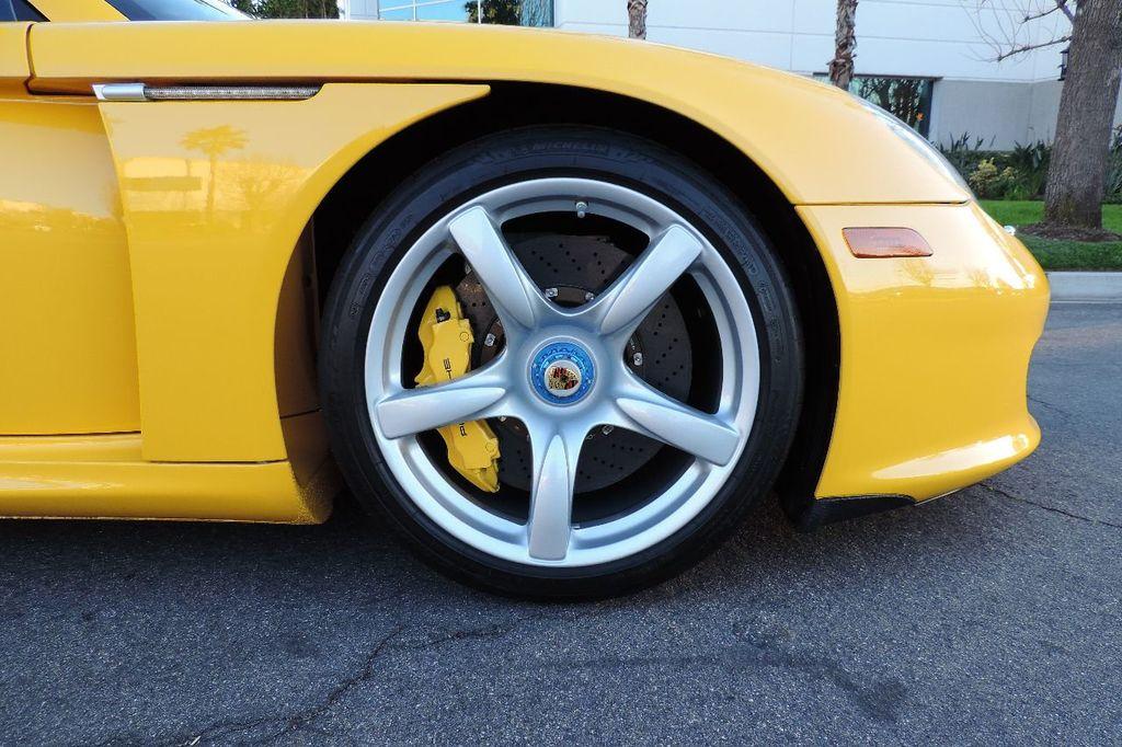 2005 Porsche Carrera GT Carrera GT - 13349893 - 73