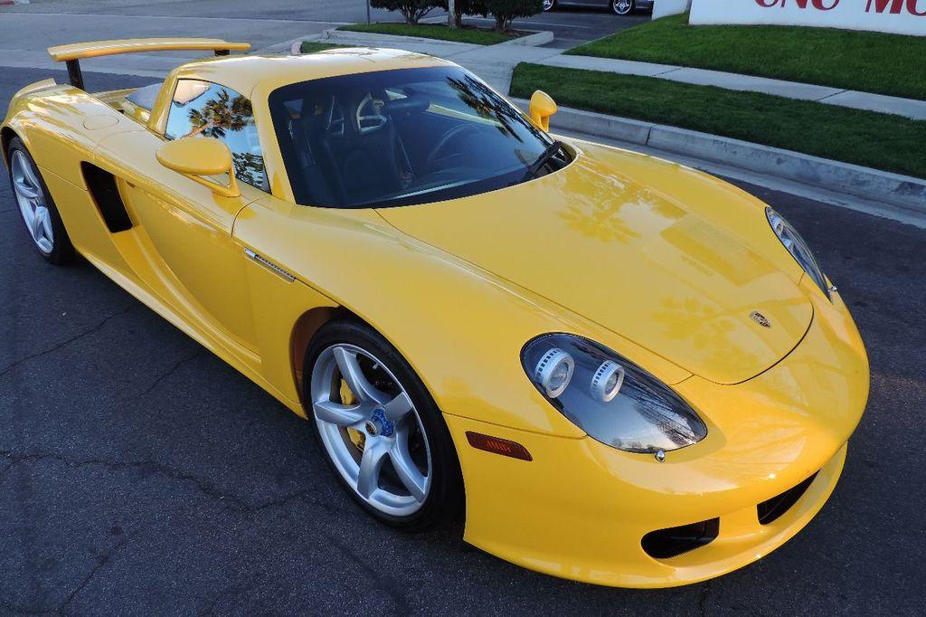 2005 Porsche Carrera GT Carrera GT - 13349893 - 74