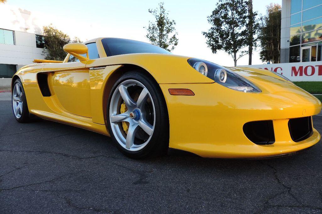 2005 Porsche Carrera GT Carrera GT - 13349893 - 75