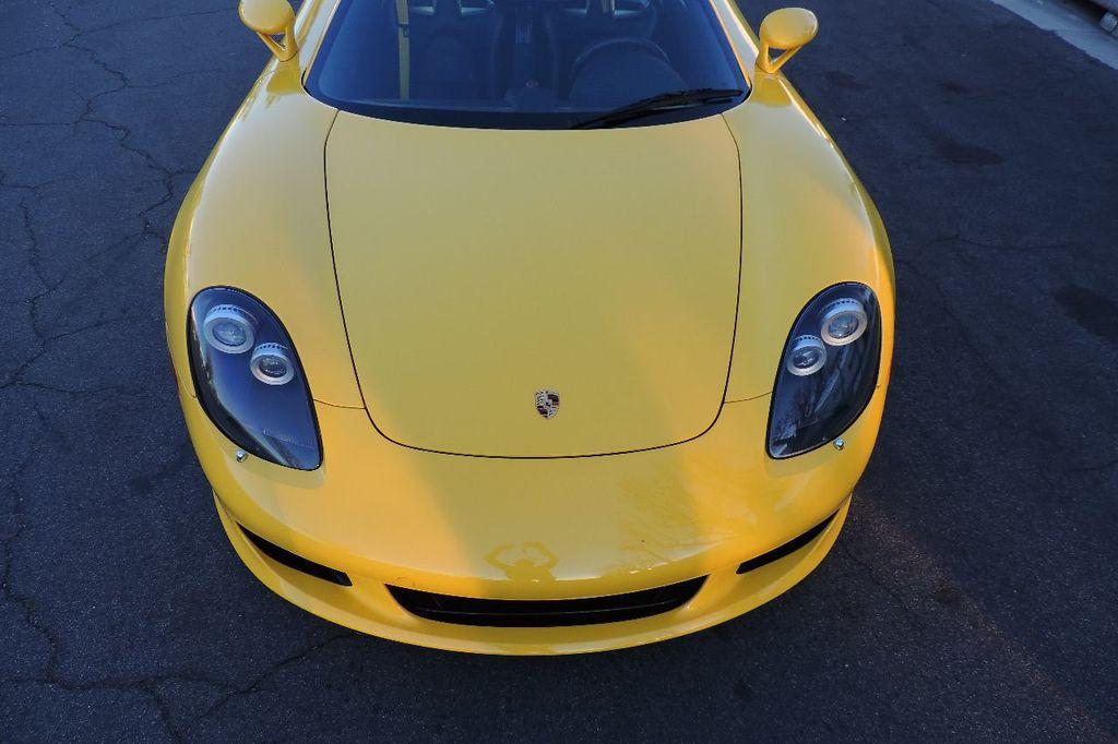 2005 Porsche Carrera GT Carrera GT - 13349893 - 76