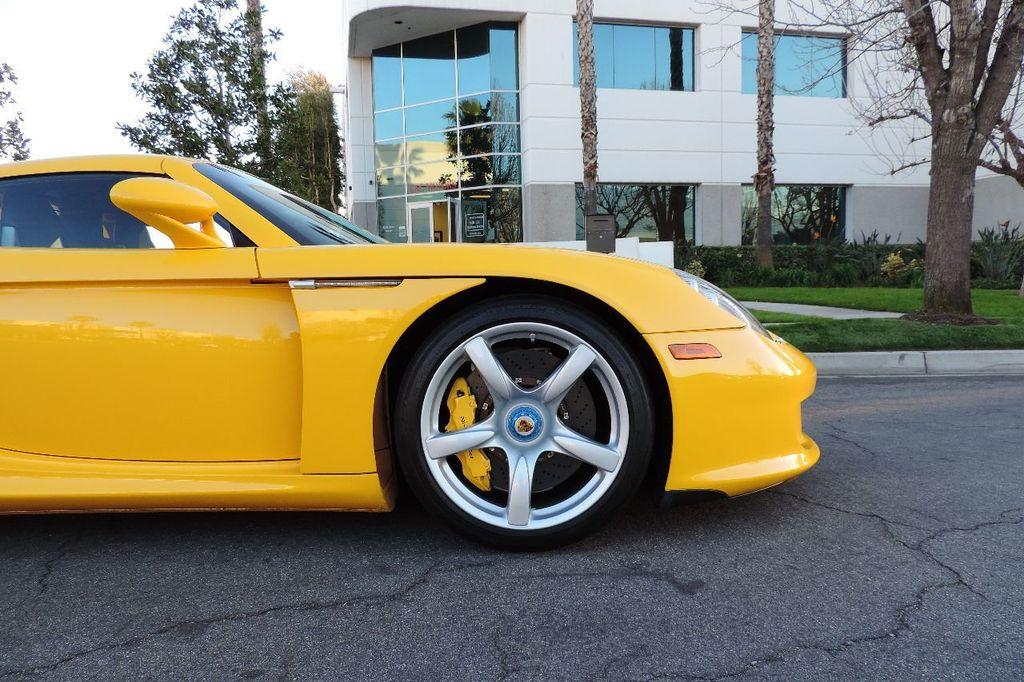 2005 Porsche Carrera GT Carrera GT - 13349893 - 78