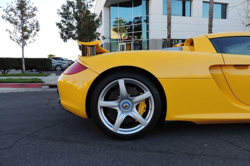 2005 Porsche Carrera GT Carrera GT - 13349893 - 79