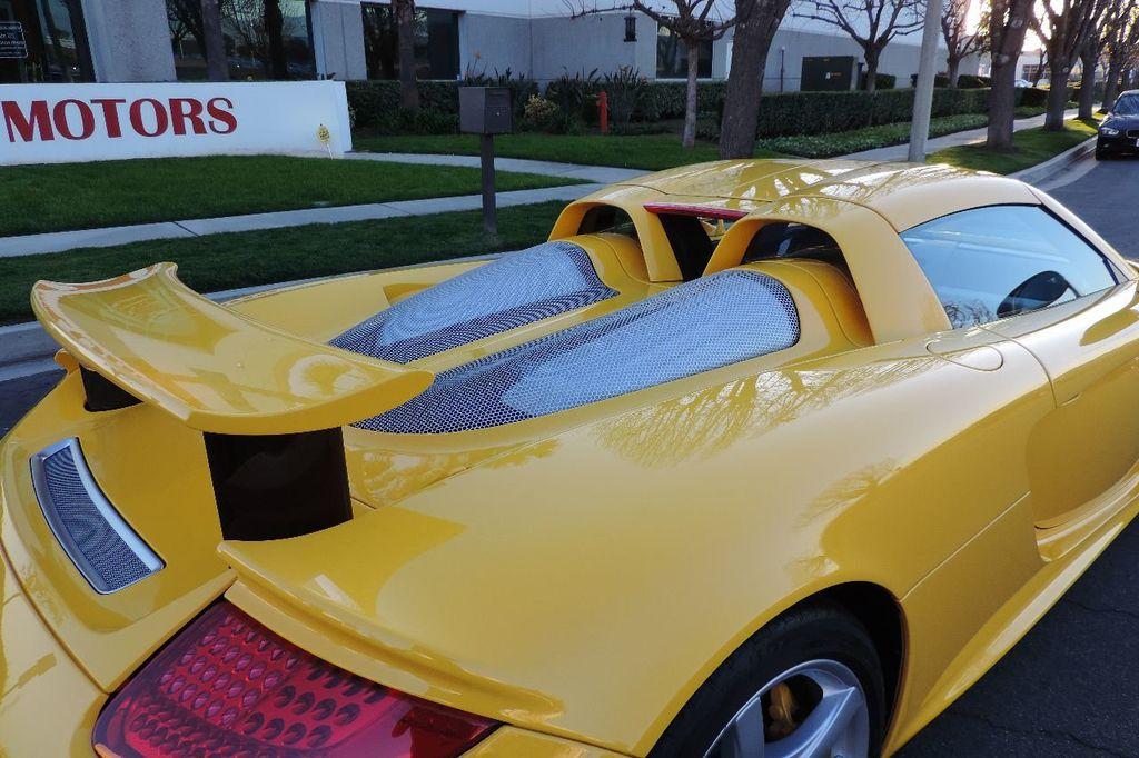 2005 Porsche Carrera GT Carrera GT - 13349893 - 80