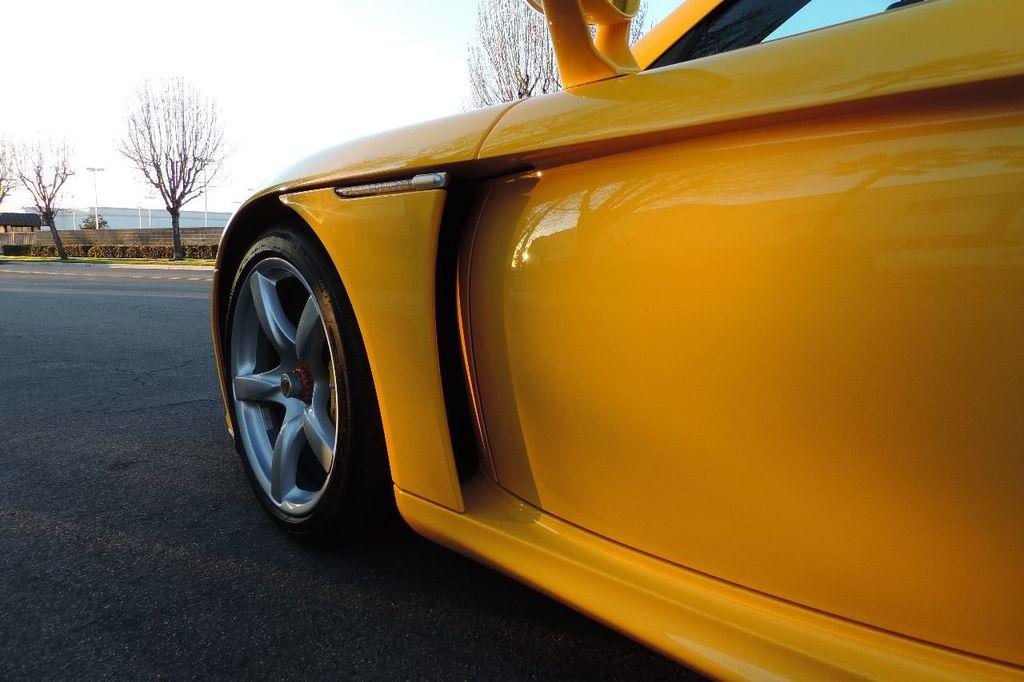 2005 Porsche Carrera GT Carrera GT - 13349893 - 84