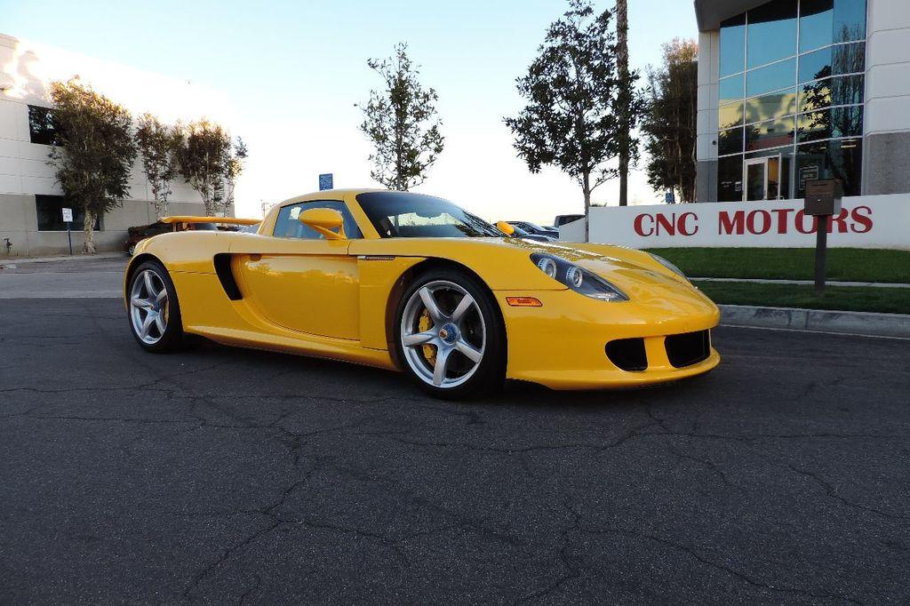 2005 Porsche Carrera GT Carrera GT - 13349893 - 86