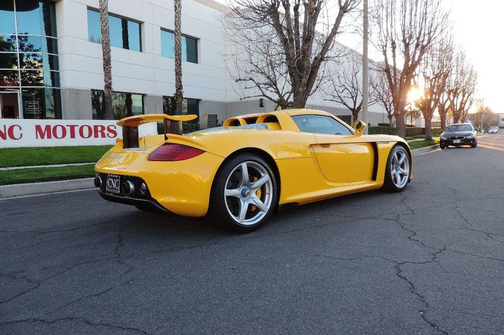 2005 Porsche Carrera GT Carrera GT - 13349893 - 88