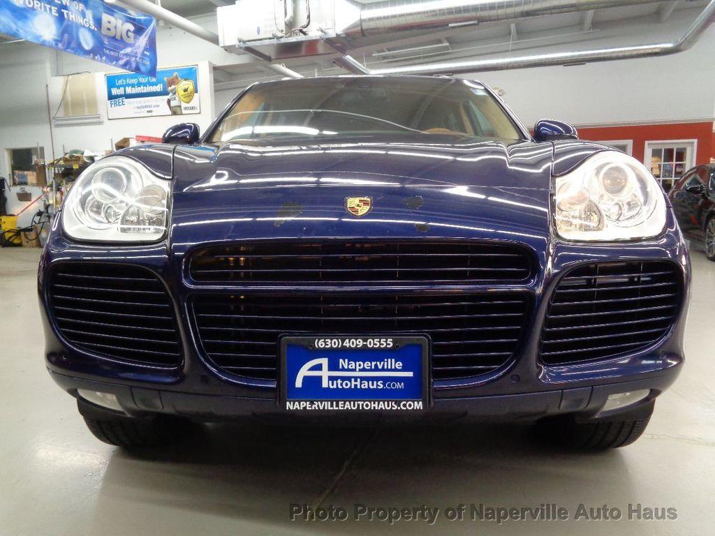 2005 Used Porsche Cayenne Turbo At Naperville Auto Haus Il Iid 17153501