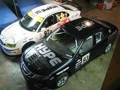 2005 SAAB   RACE CAR TEAM 9-3