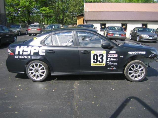 2005 SAAB   RACE CAR TEAM 9-3