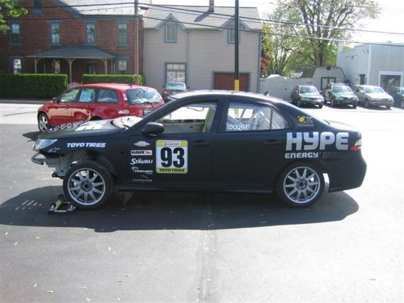 2005 SAAB   RACE CAR TEAM 9-3 Arc - 9125191 - 27