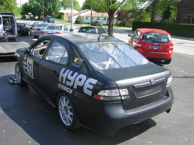 2005 SAAB   RACE CAR TEAM 9-3 Arc - Click to see full-size photo viewer