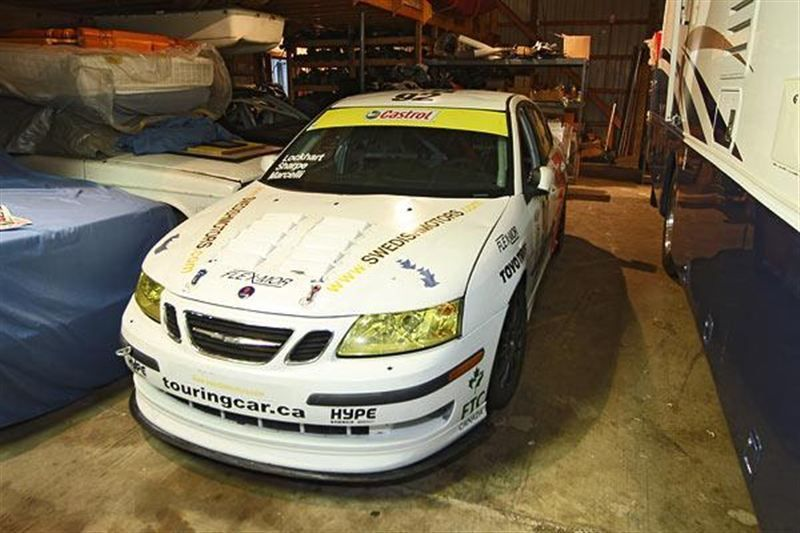 2005 SAAB   RACE CAR TEAM 9-3 Arc - 9125191 - 7