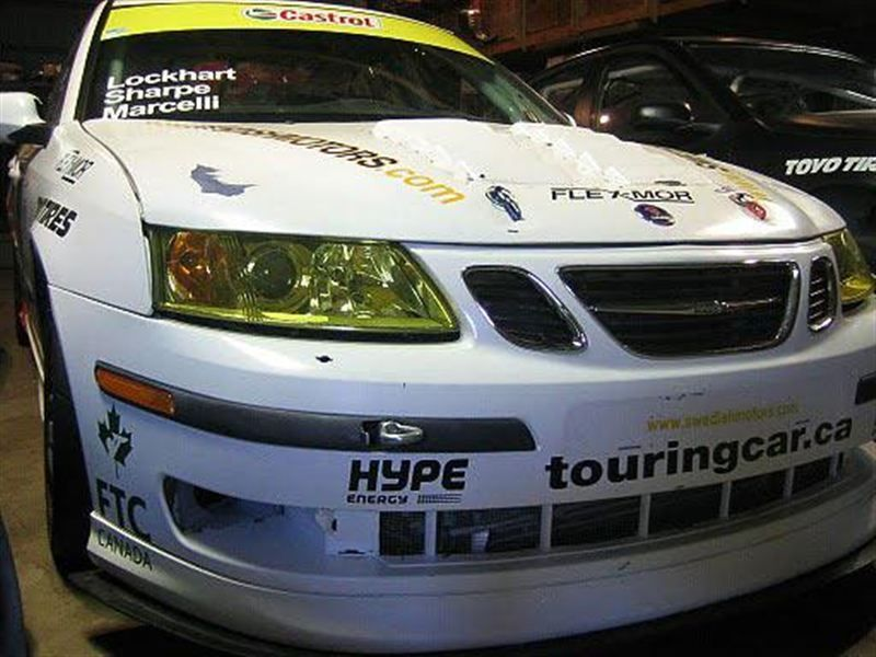 2005 SAAB   RACE CAR TEAM 9-3 Reduced-Make offer-must go - 9125191 - 6
