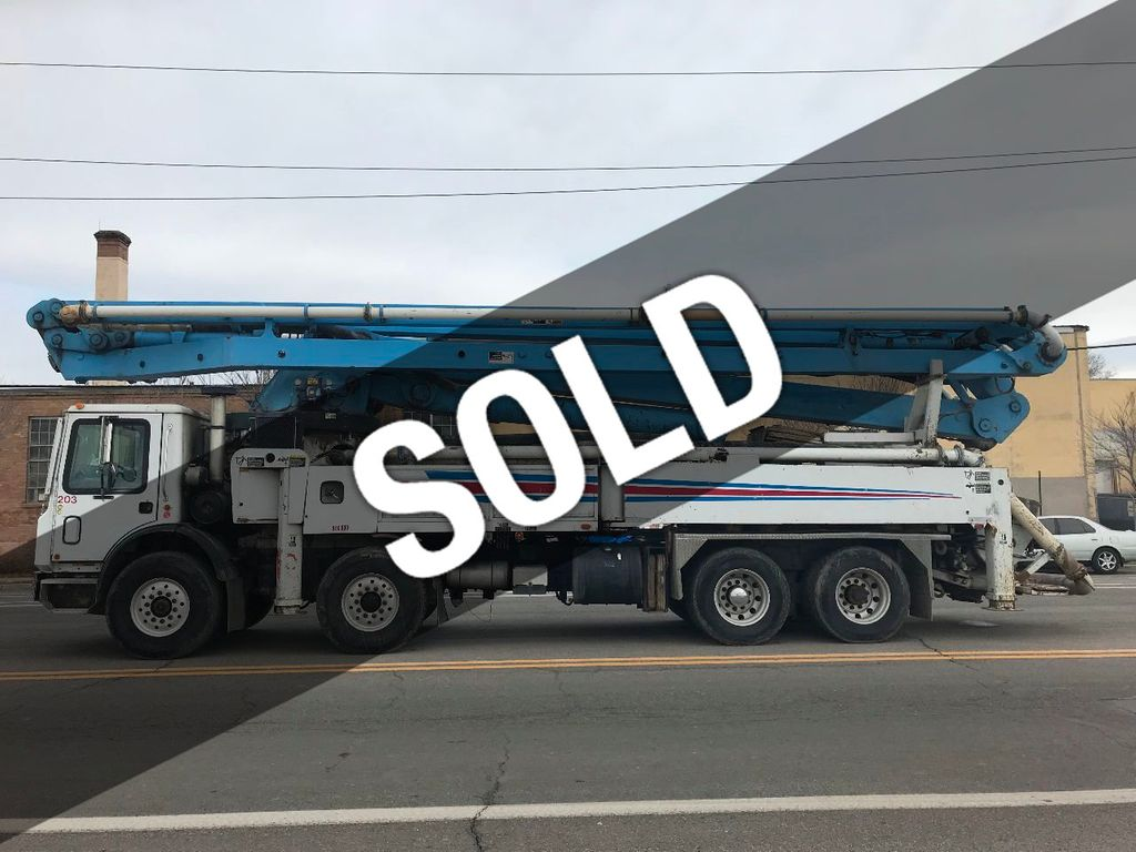 2005 Schwing 47m Mack Chassis - 17773483 - 0