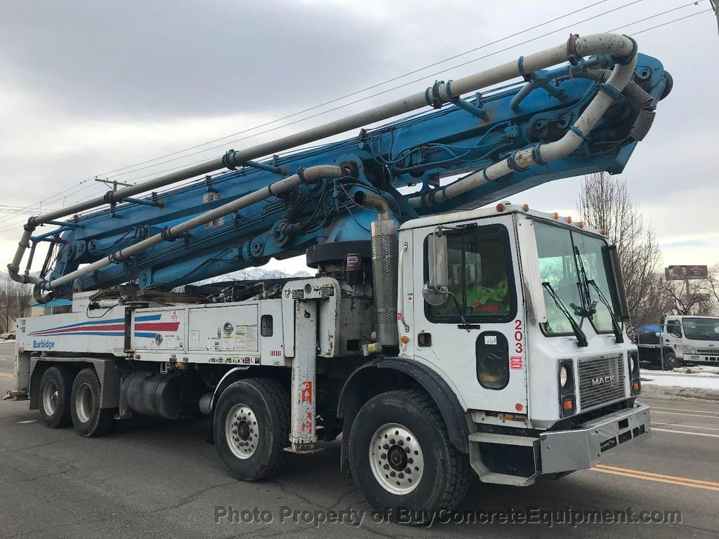 2005 Schwing 47m Mack Chassis - 17773483 - 1
