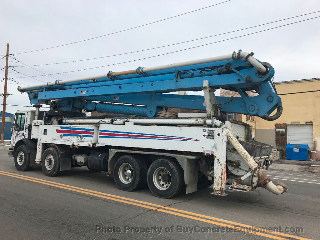 2005 Schwing 47m Mack Chassis - 17773483 - 2