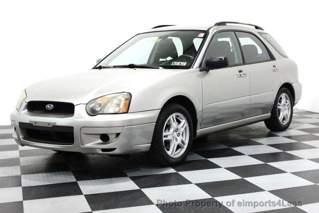 2005 Used Subaru Impreza Wagon Impreza 2 5rs Awd Wagon 5