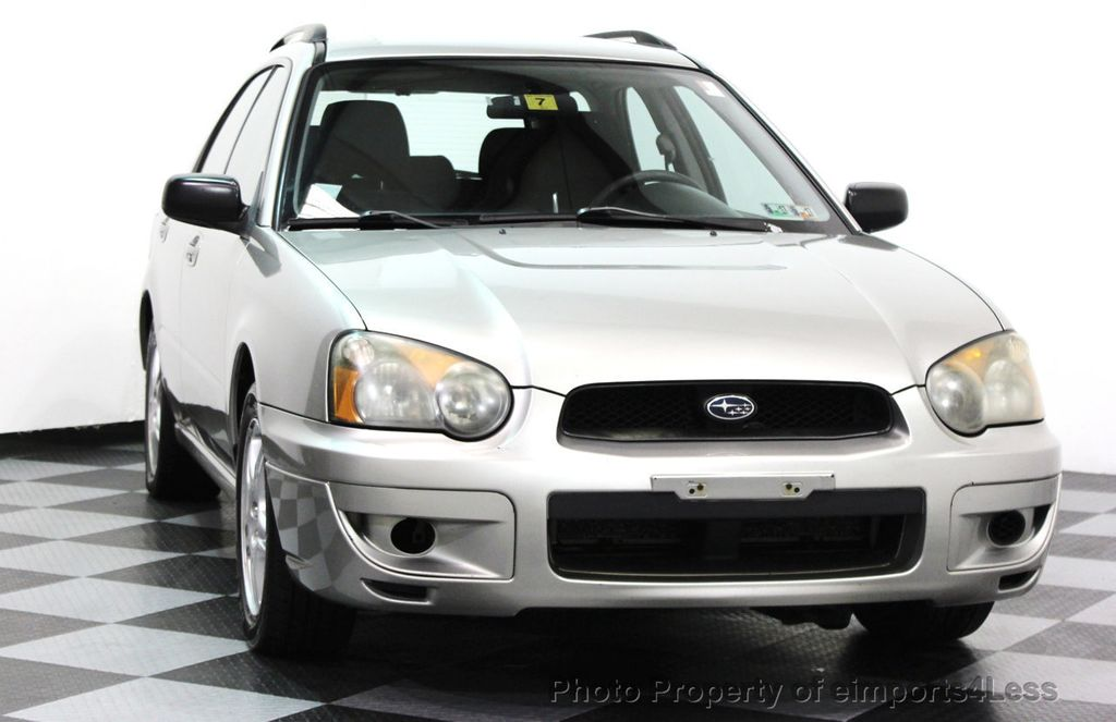 2005 used subaru impreza wagon impreza 2 5rs awd wagon 5 speed manual trans at eimports4less. Black Bedroom Furniture Sets. Home Design Ideas