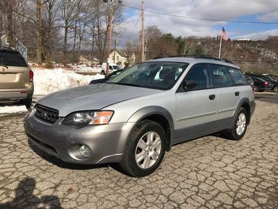 2005 Subaru Outback 2.5i AWD 4dr Wagon - Click to see full-size photo viewer