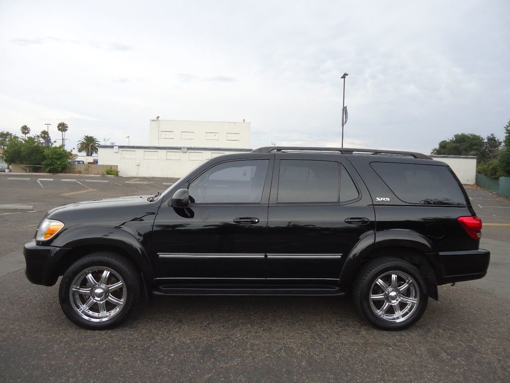 inventory sport utility sequoia toyota new boston in platinum