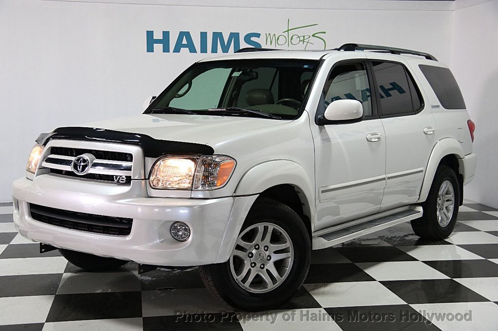 Toyota Dealership Fort Lauderdale >> 2005 Used Toyota Sequoia 4dr Limited at Haims Motors Serving Fort Lauderdale, Hollywood, Miami ...