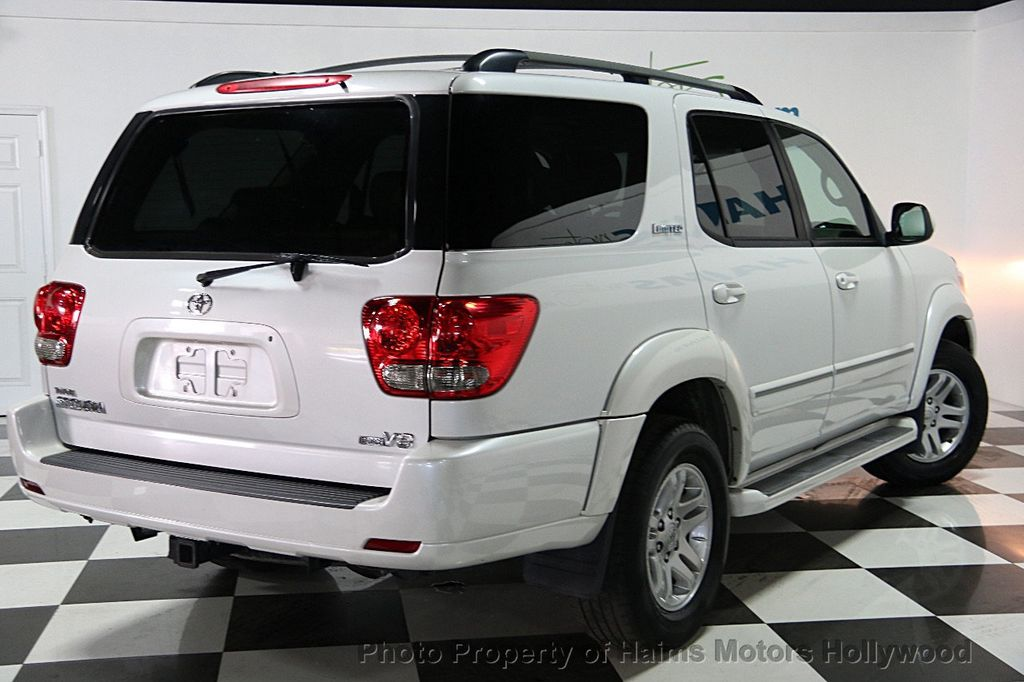 Toyota Hollywood Fl >> 2005 Used Toyota Sequoia 4dr Limited at Haims Motors ...