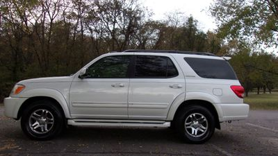2005 Toyota Sequoia 4dr Limited SUV