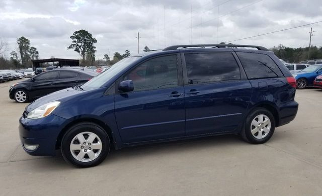 2005 Toyota Sienna Van For Sale Houston Tx 4 995 Motorcar Com