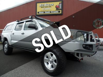 "2005 Toyota Tacoma Double 128"" Automatic 4WD Truck"