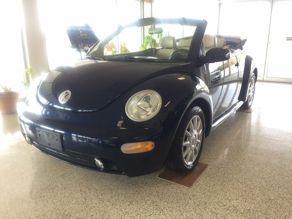 2005 Used Volkswagen New Beetle Convertible At Allen Auto Sales Serving Paducah Ky Iid 20376270